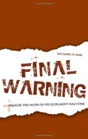 Final Warning Book at Cost