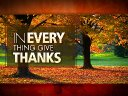 """GIVE THANKS DAILY"" BY ANDREW WOMMACK"