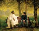 """""""HAVING A PERSONAL RELATIONSHIP WITH JESUS"""" BY DAVID MCMILLEN"""