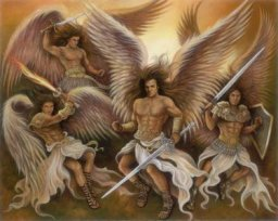 """""""ANGELS"""" BY DAVID MCMILLEN"""