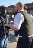 Freedom of speech undermined (Street Preachers)