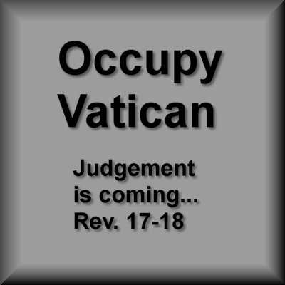 Occupy Vatican