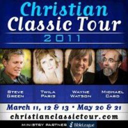 March 13, Fullerton, CA - Christian Classic Tour Concert