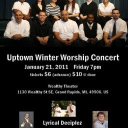 UPTOWN WINTER WORSHIP CONCERT IN MICHIGAN!