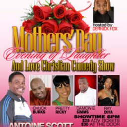 An Evening of Laughter and Love Mother's Day Comedy Show