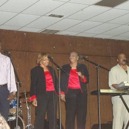 Live Concert featuring Ronald Robinson