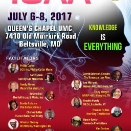 The Independent Gospel Artists Alliance, Inc. presents the 7th Annual IGAA Conference from July 6th – 8th
