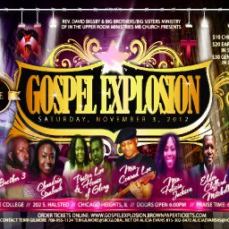 EKKLESIA Presents 1st Gospel Explosion!