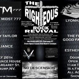 The Righteous Rock Revival