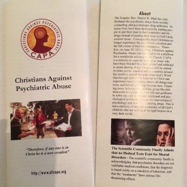 CAPA Full Color Brochure