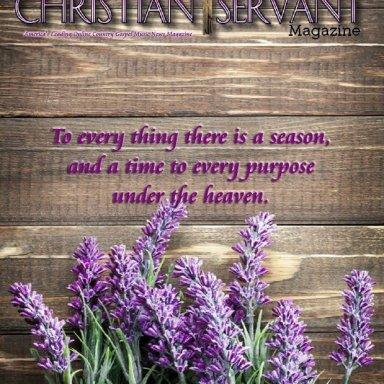 Christian Servant Magazine - April 2016