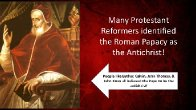 The Papacy is the Antichrist - Rev. J. A. WYLIE, LL.D.