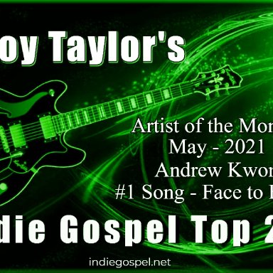 Artist of the Month - May 2021
