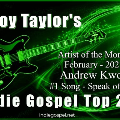 Artist of the Month - February 2021