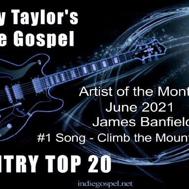 Country Artist of the Month - June 2021