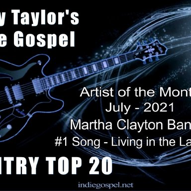 Country Artist of the Month - July 2021