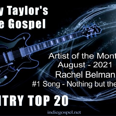 Country Artist of the Month - August 2021