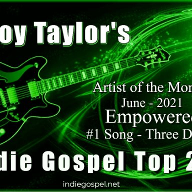 Artist of the Month - June 2021