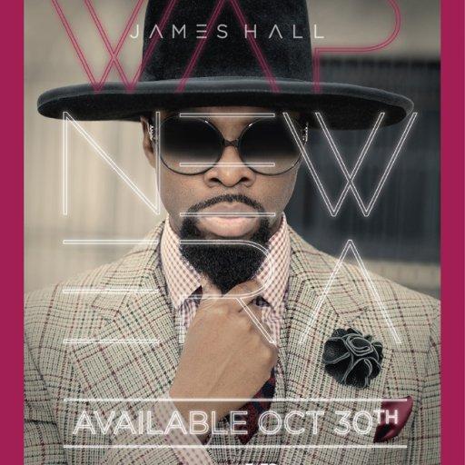 James Hall WAP New Era CD Cover
