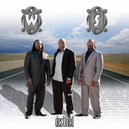 The Williams Singers Destined CD Cover