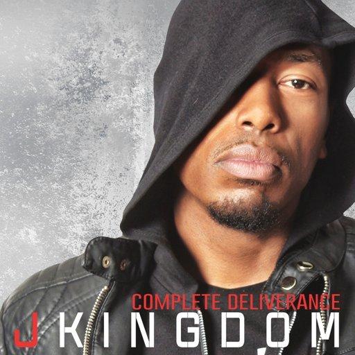 Pastor Michael J. Fisher aka JKingdom Complete Deliverance CD Cover