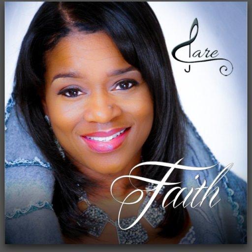 Clare Elder Faith CD Cover