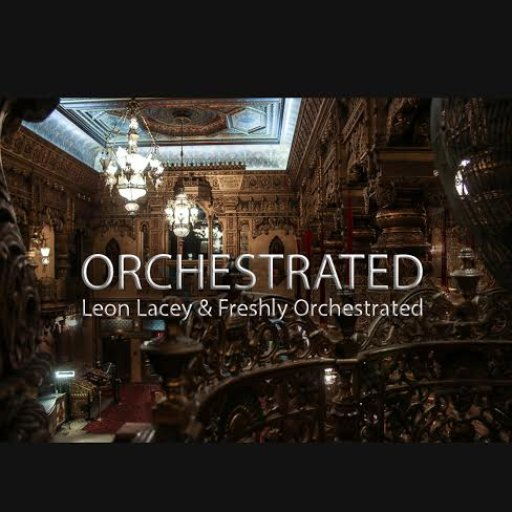 Leon Lacey & Freshly Orchestrated CD Cover