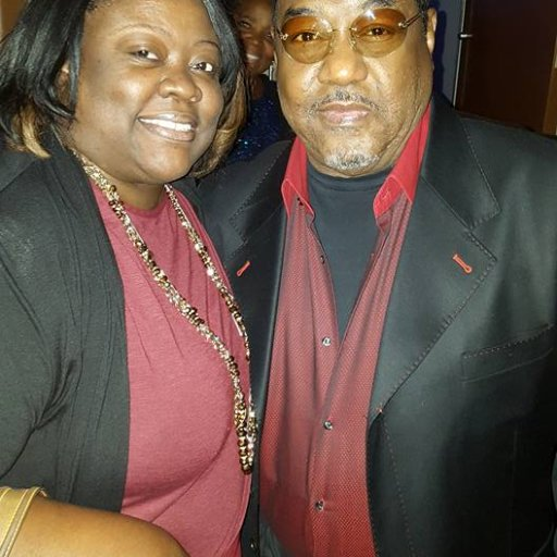 maestro Derrick Lee (Bobby Jones) at the Stellar Awards pre-show