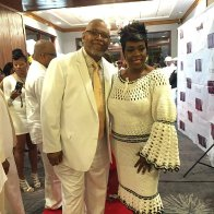 Carl B Phillips & Patti Pennington White Party Red Carpet.jpg