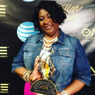 Tracy Bethea 2016 Stellar Awards