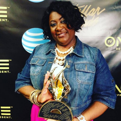 Tracy Bethea 2016 Stellar Awards