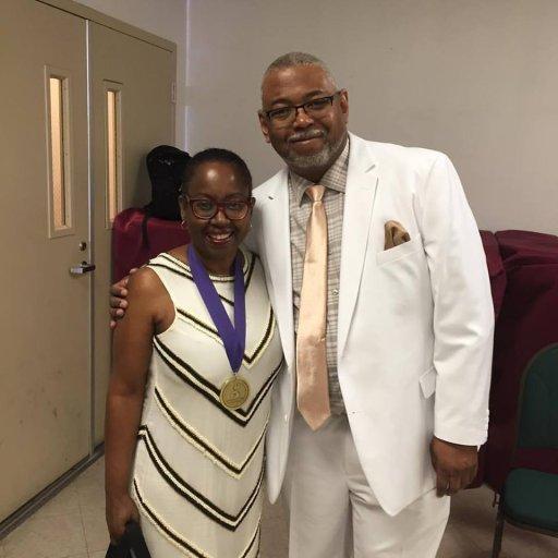 Carl B Phillips & Vicki Mack