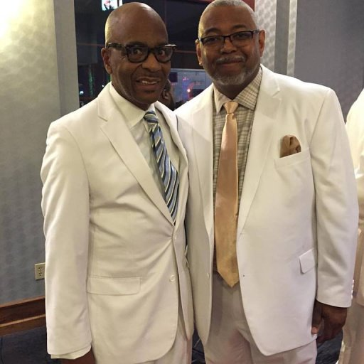 Bishop Larry Trotter & Carl B Phillips