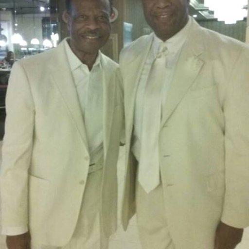 Edwin Hawkins and Daulton Anderson