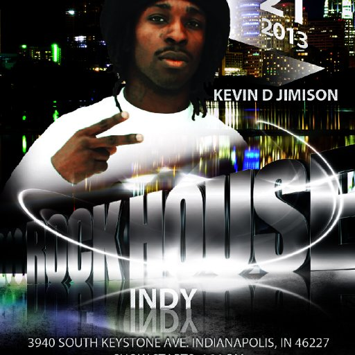 1092-KevinDJimisonRockHouseIndyLivePerformanceJuly21st2013Flyer
