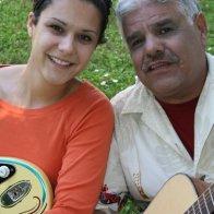 Joeleena and Dad