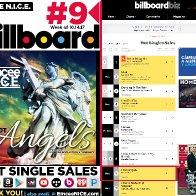 """""""I Got Angels"""" lands on Billboard"""