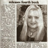 Marty Newspaper Article