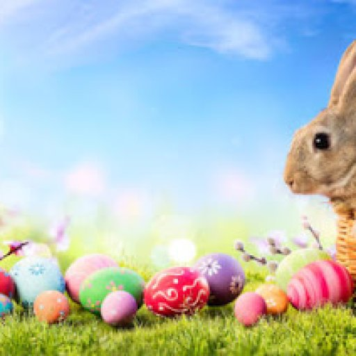 Easter bunny paganism