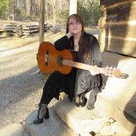 Ann M. Wolf in Cades Cove, TN