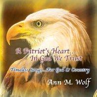 A Patriot's Heart - Album/CD