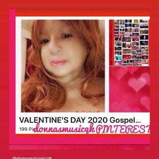 donnasmusicqk Pinterest Valentines Day  Cover Photo 2020