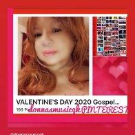 gallery: donnasmusicqk Pinterest Valentines Day  Cover Photo 2020