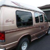 2020 new van