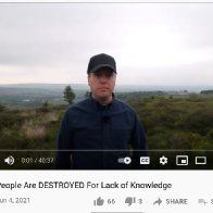 James - destroyed for lack of knowledge