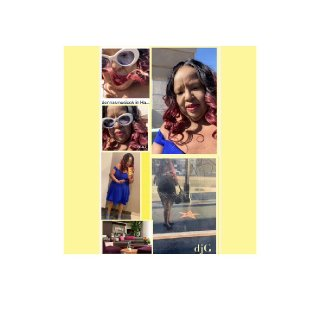donnasmusicqk in Hawthorne California Video 2 LA LIVE 2021 photo cover with  border deejaniccaG