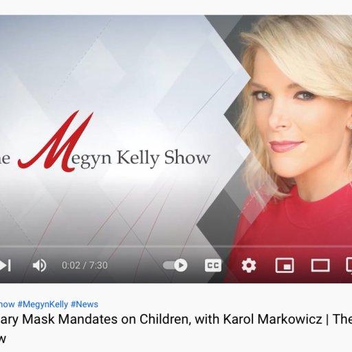 Mask mandates on children