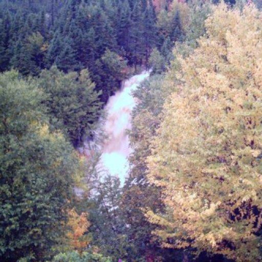 Swollen Falls