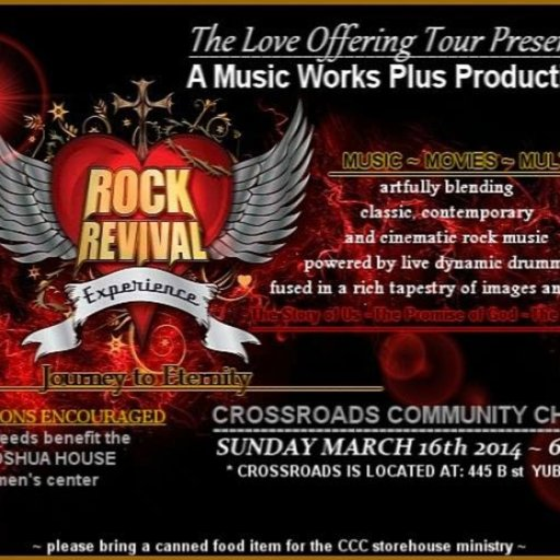 Rock Revival Experience 1200