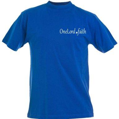 OLF T-shirt Blue SHORT SLEEVE